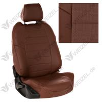 Sitzbezug 21213-21214 Niva (Lada, VAZ) (BJ 1977+) braun