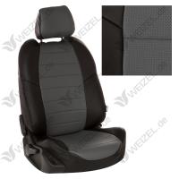 Sitzbezug schwarz/weiss VW Golf 7 (BJ 2013+)