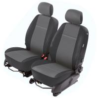 Sitzbezug schwarz/grau Mazda CX-5 VFL (KE, BJ2011-2015, 40/20/40)