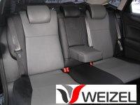 Sitzbezug schwarz/grau Ford Mondeo 4 (TITANIUM, BJ...