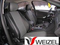 Sitzbezug schwarz/grau Ford Focus (BJ 2010 - 2018, TREND,...