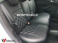 Sitzbezug schwarz/grau Ford Focus (BJ 2010 - 2018, TREND, AMBIENTE)