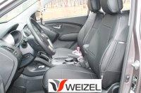 Sitzbezug schwarz Hyundai ix35 (BJ 2009-2015)