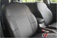 Sitzbezug schwarz KIA Sportage III (BJ 2010-2015)