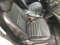 Sitzbezug Toyota RAV4 IV (BJ 2013+, 40/60) - MOD3 schwarz