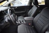 Sitzbezug schwarz MOD 3 KIA Sportage IV (Typ QL, seit 2015)
