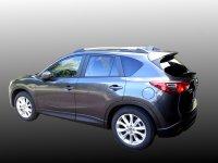Dachreling silber/schwarz Mazda CX-5 I BJ 2011-2017