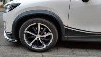 Radlaufverbreiterung für Mazda CX-5 (BJ 2012-2017) -...